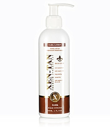Xen-Tan Premium Sunless Tan Dark Lotion
