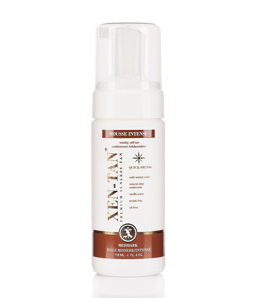 Xen-Tan Premium Sunless Tan Mousse Intense