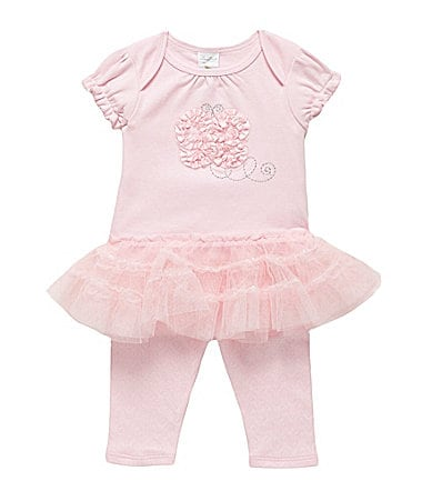 Starting Out Newborn Tulle Legging Set