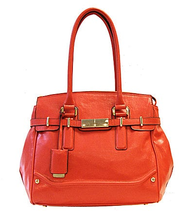 Ivanka Trump Victoria Double Shoulder Satchel