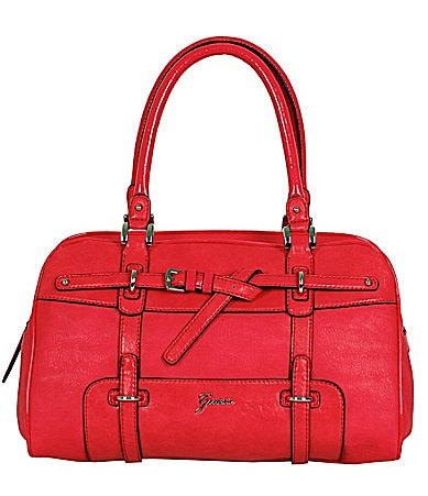 Guess Avera Box Satchel