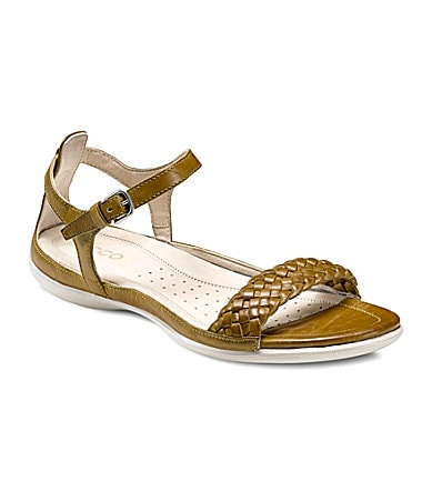 Ecco Flash Ankle Strap Sandals