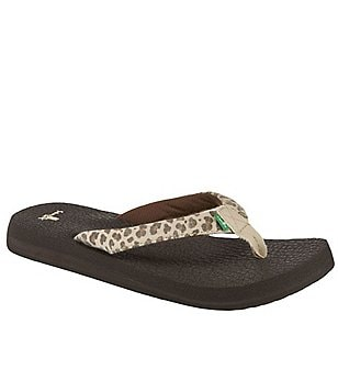 Sanuk Yoga Wildlife Sandals