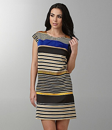 Seamline by Cynthia Steffe Gina Stripe Dress