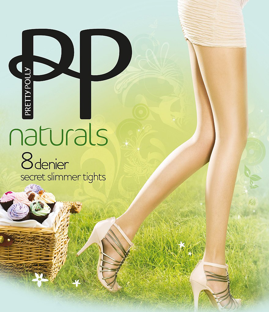 Pretty Polly Naturals Secret Slimmer Tights