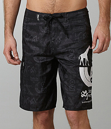 LRG Big & Tall Core Logo Board Shorts