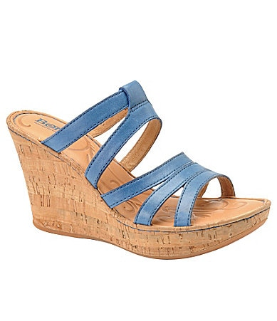 Born Lisi Wedge Sandals