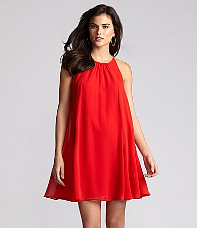 Gianni Bini Brandy Trapeze Dress
