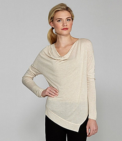 Kensie Drapey Lightweight Sweater
