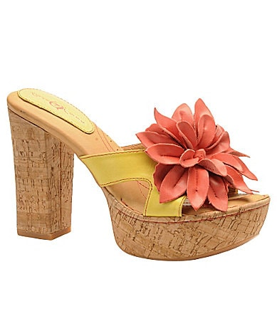 Born Crown Loletta Sandals