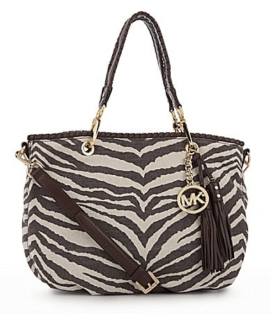 MICHAEL Michael Kors Bennet Tiger Medium Tote