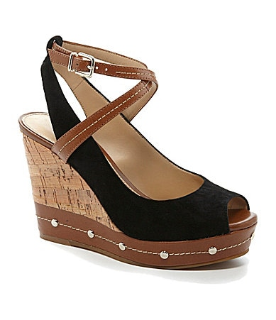 Antonio Melani Yvonne Wedge Sandals