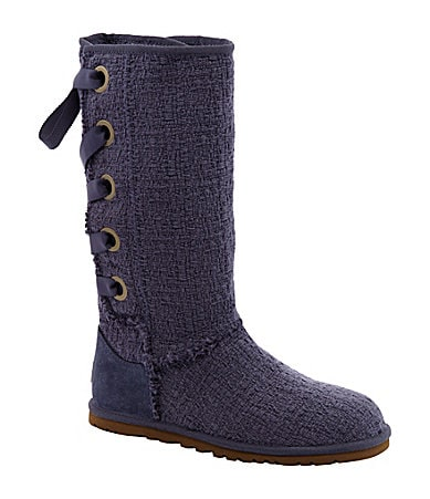 UGG Australia Women�s Heirloom Lace Up Boots