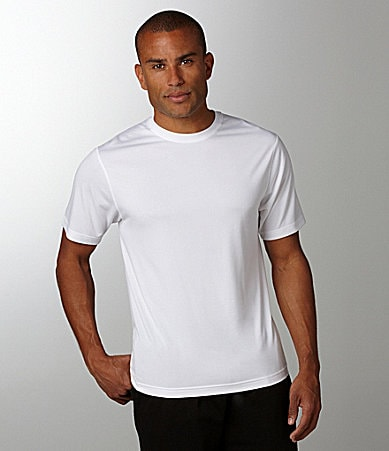 Roundtree & Yorke Sport Big & Tall Athletic Tee