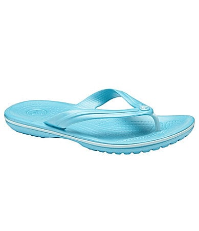 Crocs Women's Crocband Flip Thong Sandals