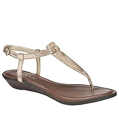 Gianni Bini Kirsten Wedge Sandals