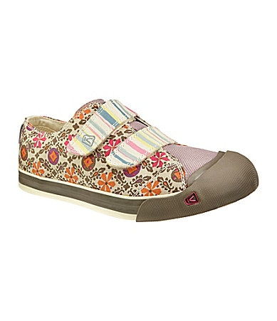 Keen Girls Floral-Print Shoes