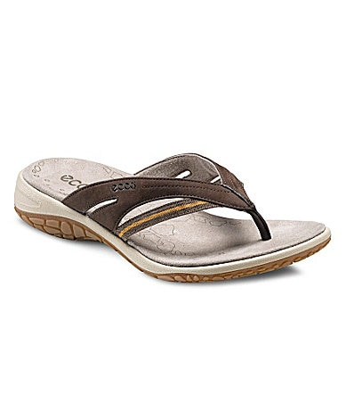 Ecco Women's Lumea Thong Sandals