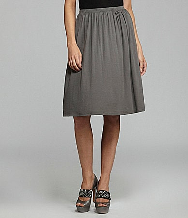 C & C California Full Jersey Skirt