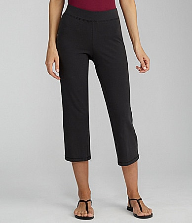 Eileen Fisher Cropped Yoga Pants