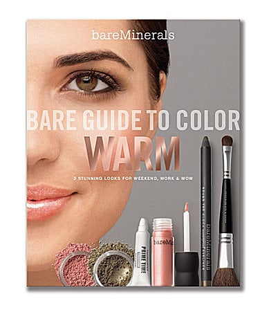 bareMinerals Bare Guide To Color Kit - Warm