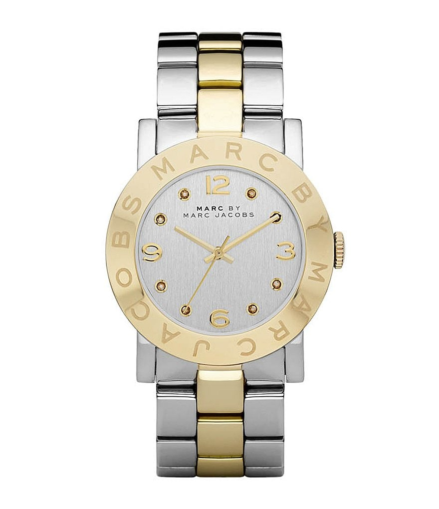 Marc by Marc Jacobs Amy Two-Tone Watch
