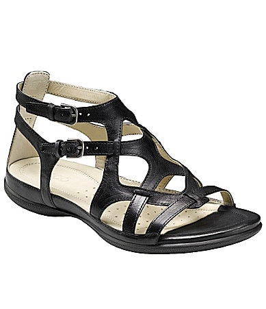 Ecco Women�s Flash Gladiator Sandals