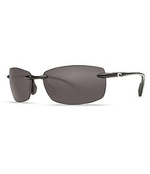 Costa Ballast Rimless Polarized UVA/UVB Protection Sunglasses