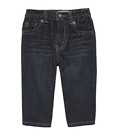 Levi Newborn 526� Regular-Fit Jean with Elastic-Back Waistband