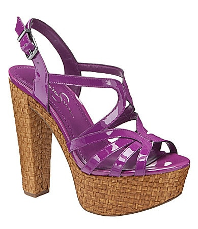 Jessica Simpson Cizal Strappy Sandals