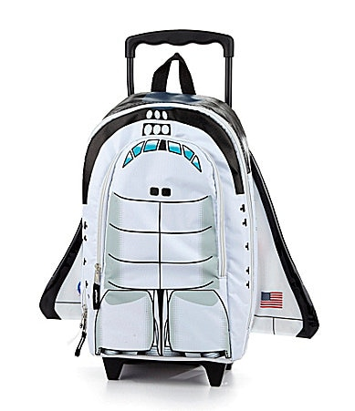NASA Space Shuttle Rolling Backpack