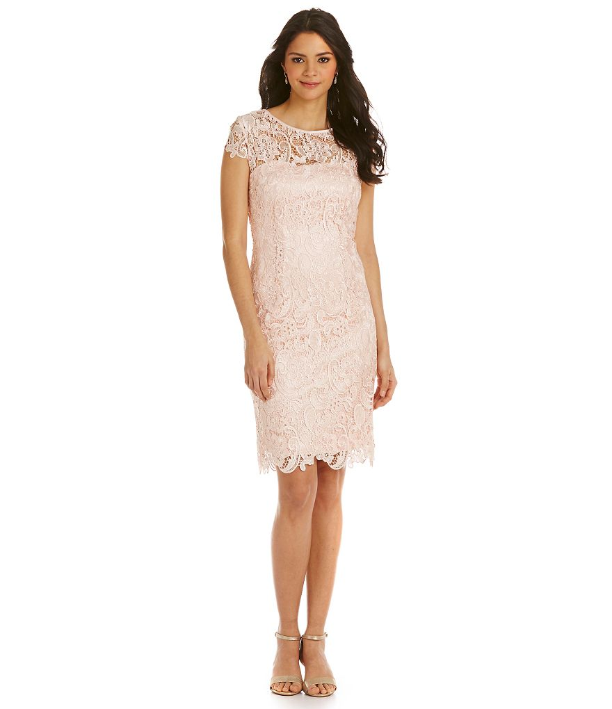 Ivory Cocktail Dresses For Women