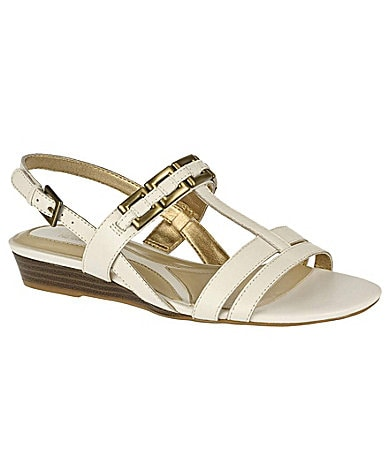 Naturalizer Jailene Wedge Sandals