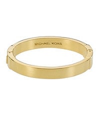 Michael Kors Hinge Bangle Bracelet