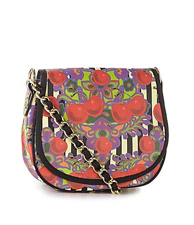Betsey Johnson Fruit-Y Cross-Body Bag