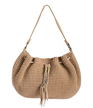 Lucky Ojai Crochet Hobo