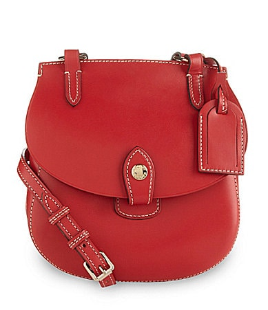 Dooney & Bourke Leather Happy Cross-Body Bag