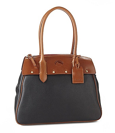 Dooney & Bourke Wilson Large Satchel