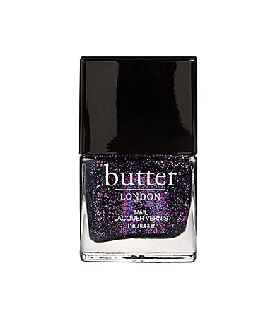 butter LONDON 3 Free Nail Lacquer The Black Knight