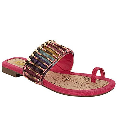 Sugar Jibal Thong Sandals