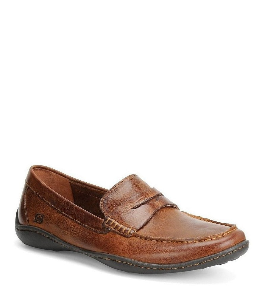 Born Simon Casual Penny Loafers