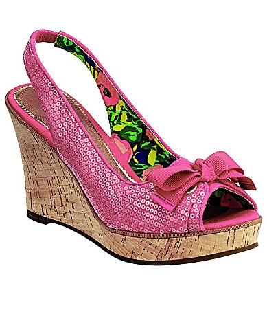 Sperry Top-Sider South Sea Wedge Sandals