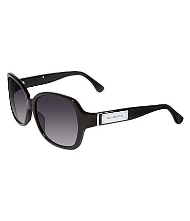 MICHAEL Michael Kors Bella Large Oval Sunglasses