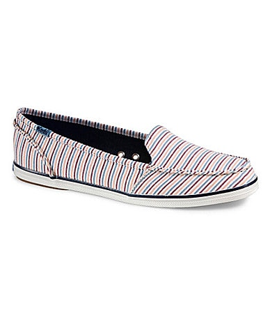 Keds Women�s Surfer Striped Sneakers