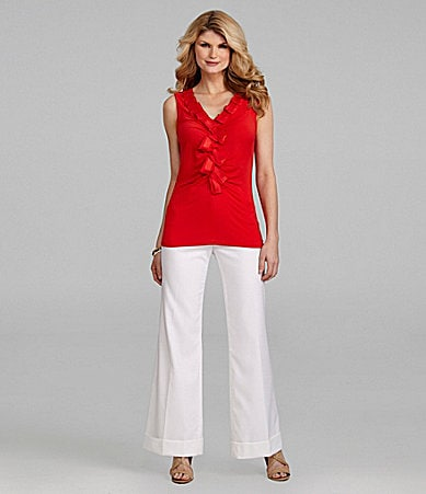 Antonio Melani Tara Sleeveless Top & Maxine Pants