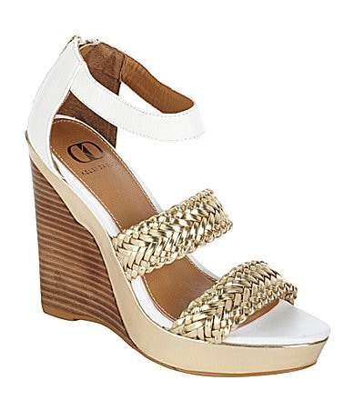 Kelsi Dagger Women�s Allegria Wedge Sandals