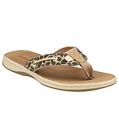 Sperry Top-Sider Women�s Seafish Thong Sandals