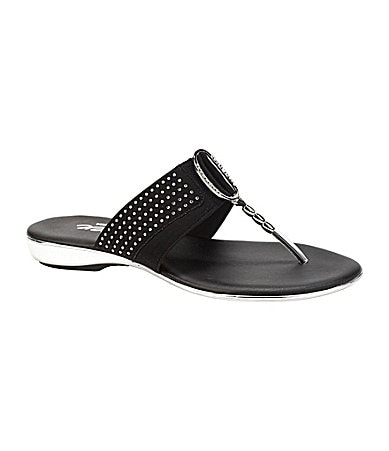 Onyx Nite Ashlee Thong Sandals