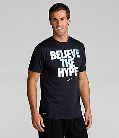 Nike Believe The Hype Graphic Tee