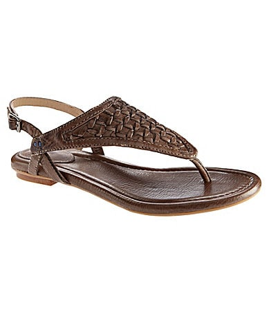 Frye Women�s Madison Woven Sandals